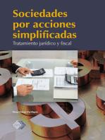 Sociedades por acciones simplificadas