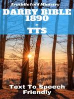 Darby Bible 1890 - TTS