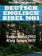 Deutsch Englisch Bibel No1