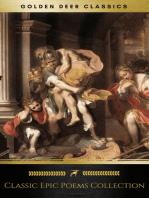 Classic Epic Poems Collection vol. 1 (Golden Deer Classics)