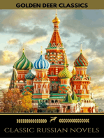 8 Classic Russian Novels You Should Read [Newly Updated] (Golden Deer Classics)