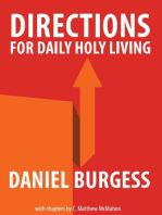 Directions for Daily Holy Living