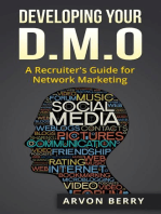 Developing Your D.M.O: A Recruiter's Guide for Network Marketing