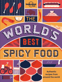 The World's Best Spicy Food: Authentic recipes from around the world
