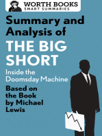 Summary and Analysis of The Big Short