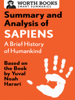 Summary and Analysis of Sapiens