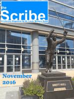 The Scribe November 2016