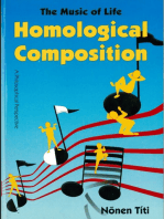 Homological Composition; a philosophical perspective