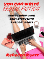 You Can Write Erotic Fiction