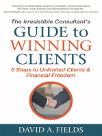 The Irresistible Consultant's Guide to Winning Clients