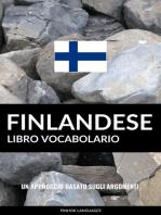 Libro Vocabolario Finlandese