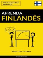 Aprenda Finlandês
