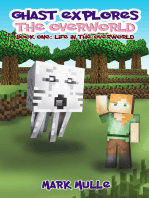Ghast Explores the Overworld, Book 1