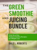 The Green Smoothie and Juicing Bundle