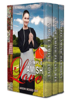 Simple Amish Love 3-Book Boxed Set