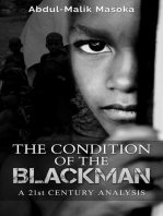The Condition of The Blackman