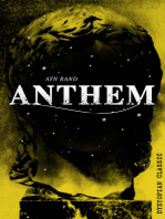 ANTHEM (Dystopian Classic)