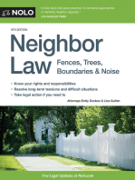 Neighbor Law