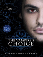 The Vampire's Choice