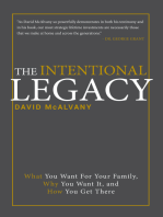 The Intentional Legacy