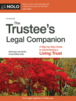 Trustee's Legal Companion, The