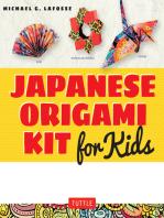 Japanese Origami Kit for Kids Ebook