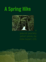 A Spring Hike