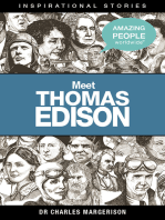 Meet Thomas Edison