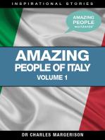 Amazing People of Italy