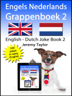 Engels Nederlands Grappenboek 2 (English Dutch Joke Book 2)
