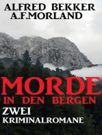 Morde in den Bergen
