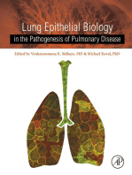 Lung Epithelial Biology in the Pathogenesis of Pulmonary Disease