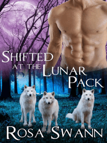 Shifted at the Lunar Pack: Lunar Pack, #3