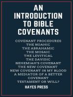 Bible Covenants 101