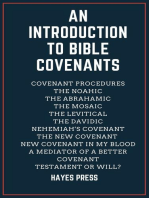 An Introduction to Bible Covenants