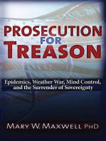Prosecution for Treason