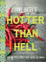 Jane Butel's Hotter than Hell Cookbook