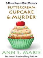 Buttercream Cupcake & Murder (A Dana Sweet Cozy Mystery Book 7)