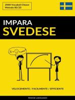 Impara lo Svedese
