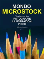 Mondo Microstock. Vendere on line fotografie illustrazioni video.