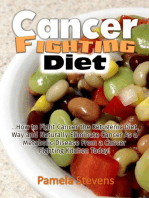 Cancer Fighting Diet