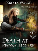 Death at Peony House