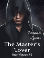 The Master's Lover (Star Mages #2)
