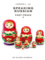 Speaking Russian Fast-Track 1