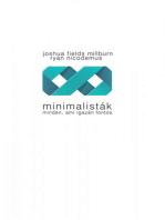 Minimalisták - Minden, ami igazán fontos