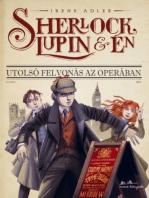 Sherlock, Lupin és én