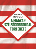 A magyar szélsőjobboldal története