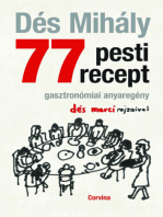 77 pesti recept