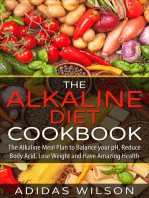 The Alkaline Diet CookBook