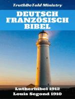 Deutsch Französisch Bibel